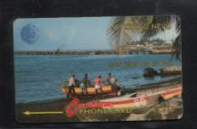 Phonecard Telephone card as D19 St.Kitts  #265
